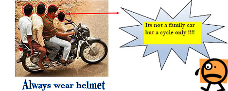 Always were helmet